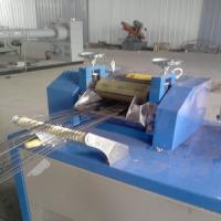 Electrical Scraps Plastic Granules Machine With Single - Screw Extruder 	Recycling Granulator Machine Manufactures