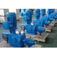 Double Head Hydraulic Diaphragm Metering Pump High Pressure 4000LPH for sale