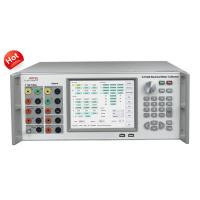 China Relay Multifunction Power Calibration Of 1-Phase Energy Meter With RS232 , RS485 on sale