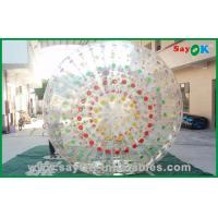 Kids Fun Park Inflatable Sports Games 2.3x1.6m Used Zorb Ball Manufactures