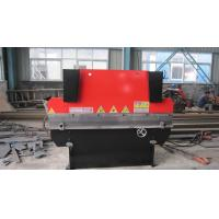 High Precision Molds NC Control Press Brake Machine With Germany Rexroth Hydraulic Valve System Manufactures