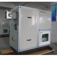 China Compact Designed Desiccant Wheel Dehumidifier , Dry Air Supplying on sale