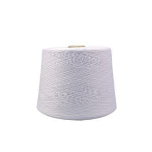 China Polyester Yarn polyester spun yarn on sale