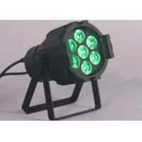 Quality Wedding Decor Indoor Led Par Can Light Ip33 15w Rgbwa Uv 6 in 1 for sale