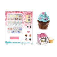 Winnsen High Tech Food Vending Machine , Automatic Cupcake Vending Machine Manufactures