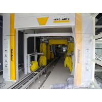 Advanced TEPO-AUTO Express Car Wash Tunnel is the T - series products Manufactures