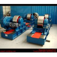 Bolt-adjustable Welding Turning Rolls Tank Roller 100Ton For Vessel Seam Welding Manufactures