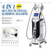 Body Slimming Cryolipolysis Machine With 8.4 Inch Color Touch Screen 400KPA Manufactures