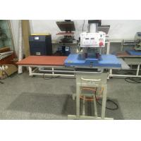 Air Cylinder Sublimation Heat Transfer Printing Machine For Clothes / Textile / Fiber Manufactures