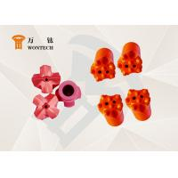 Construction Drilling Ballistic Button BitsWith Forging Processing Multi Functional Manufactures