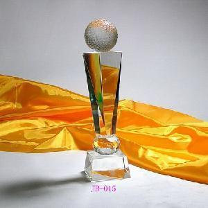 Crystal Trophy, Crystal Award(JD-JB-009) Manufactures