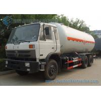 20000-24000L 6X4 Dongfeng Truck 210HP Mobile LPG Storage Tanks Manufactures