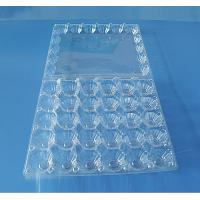 24 counts Plastic Quail Egg Tray Manufactures