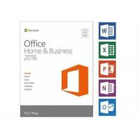 Genuine Key Card Microsoft Office 2016 Pro Plus Retail Box With 3.0 Usb Manufactures