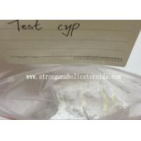 High Purity Muscle Building Steroids Test Cyp CAS 58-20-8 Testosterone Cypionate 250mg Manufactures