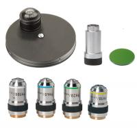 Microscope accessory Turret Phase contrast kit/ plan objective lens Turret phase contrast kit for biological microscope Manufactures