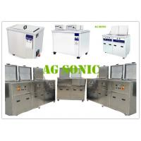 Powerful Ultrasonic Filter Cleaning Machine With Stainless Steel Structure Manufactures