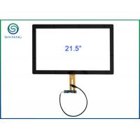 """21.5"""" Automatic Calibration Capacitive Touch Panel Screen For Multi Touch Monitor Manufactures"""