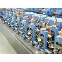 500kw High Frequency SS Pipe Welding Machine Gear Box Drived Manufactures