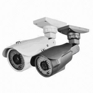 Weatherproof IR Cameras, 2.0-megapixel, 2.8 to 12mm lens, 60 to 80m IR distance Manufactures