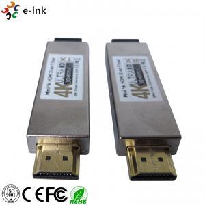 4K Mini HDMI Optical Transceiver Manufactures
