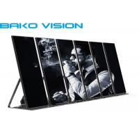 China Super Bright Advertising LED Display , Indoor Shop Window LED Mirror LED Screen on sale