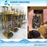 China Automatic Bottle Capping Machine, ROPP cap. plastic cap sealing , cover sealing machine on sale