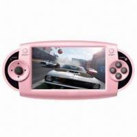Handheld Game Player, 4.3-inch TFT Panel, 2.0MP Camera, Built-in FM Tuner with 20-channel Presets Manufactures