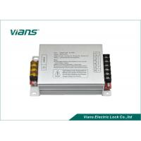 China 12VDC 3A Access Control Power Supply , Switching Power Supply Aluminum Alloy on sale