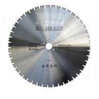Laser Welded 800mm Diamond Wall Saw Blades For Cutting Reinforced Concrete Manufactures