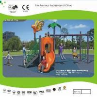 Outdoor Playground Equipment Seesaw and Swings Toys Manufactures