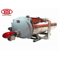 Gas Oil Fired Thermal Conduction Oil Heater Boiler / Thermic Fluid Boiler for Plastic industry Manufactures