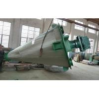 Cone Shape Powder Mixing Machine With Single Screw , Industrial Powder Mixer Manufactures