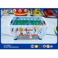 Foosball Table Commercial Arcade Games Coin Operated For Club / Game Room Manufactures