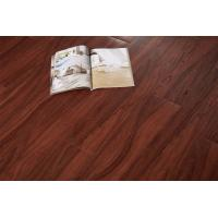 Oak Wood Sheet Vinyl Wood Flooring / Fire Resistance Vinyl Flooring Sheet Roll
