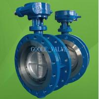 Triple Eccentric Butterfly Valve Manufactures