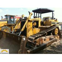 Open Cabin Used Cat Bulldozer D6H Original Colour Six Cylinders 2008 Year Manufactures