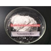 Buy cheap Buy Anabolic Testosterone Base Steroid Powder Testosterone Powder No Ester For Muscle Gain from wholesalers