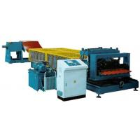 Step Glazed tile roll forming machine Manufactures