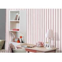 China Removable Modern Home Decoration Wallpaper For Bedroom , Non - Woven Material on sale