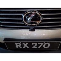 4 Wide Angle Camera 360 Bird View Parking System For Lexus RX Intelligent Parking Assistant Manufactures