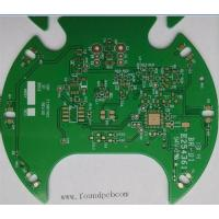 China HDI IT180 PCB Printed Circuit Board Assembly Gold Finger Green Colored on sale