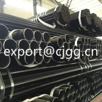 China Round Seamless Line Pipe API 5L X60 X65 X70 Fixed Steel Tubes wholesale