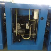 Compact 8 Bar Electric Rotary Screw Air Compressor for Construction Industry Manufactures