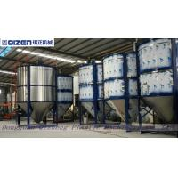 12 Tons Large Capacity Vertical Screw Mixer Industrial Mixing Equipment Manufactures