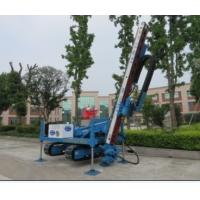Anchor Drilling Rig Foundation Pile Drilling Machine For Jet Grouting / Water Well Manufactures