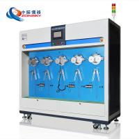 Robot Cable Bend Test Equipment / Stainless Steel Bending Test Apparatus for sale