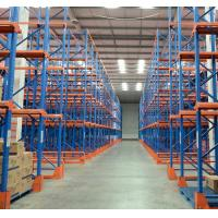 Quality Industrial Heavy Duty Drive In Racking System Steel Q235 Material Corrosion Protection for sale