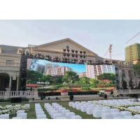 HD P3.91 Ultra high Resolution Rental LED Displays environment friendly Manufactures