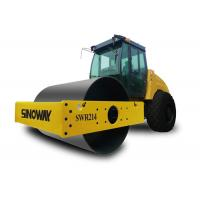 Engineering Construction machinery 14ton Smooth Drum Vibratory Roller Cummins engine Manufactures